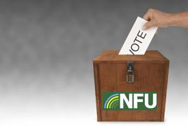 NFU Elections - ballot box_3157