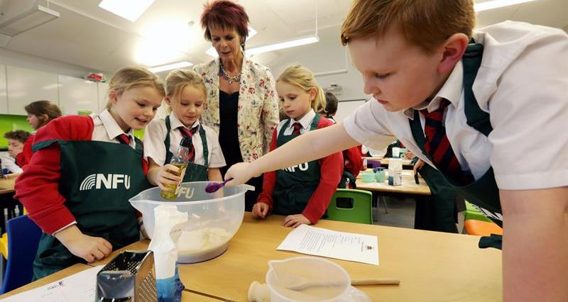 More about the NFU's education work