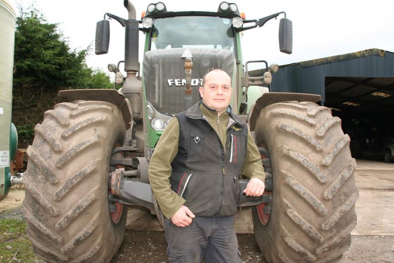 Matt Culley Hants NFU tractor_33397