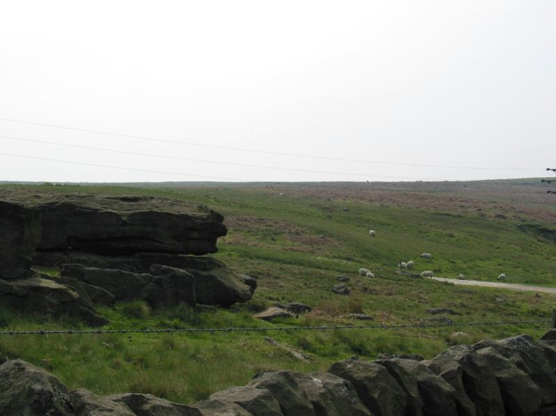 Derbyshire moorland_14584