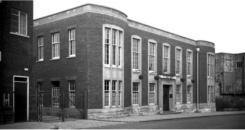 Norfolk 100 - Agriculture House in Ber Street 1955_58603