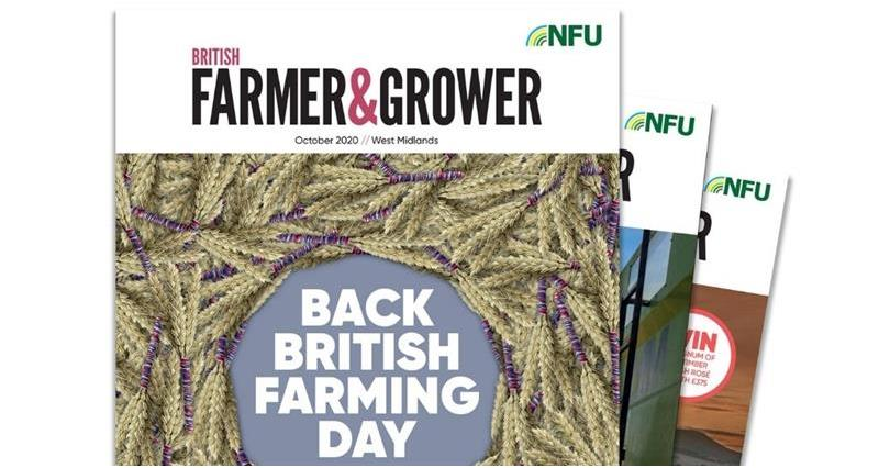 British Farmer and Grower magazine