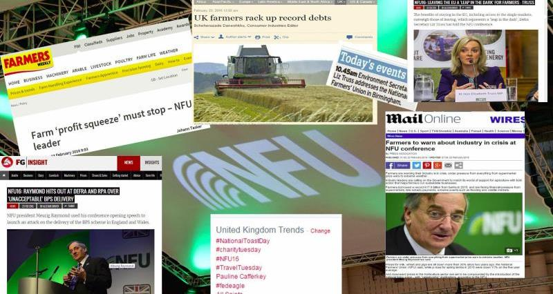 NFU16: In the news