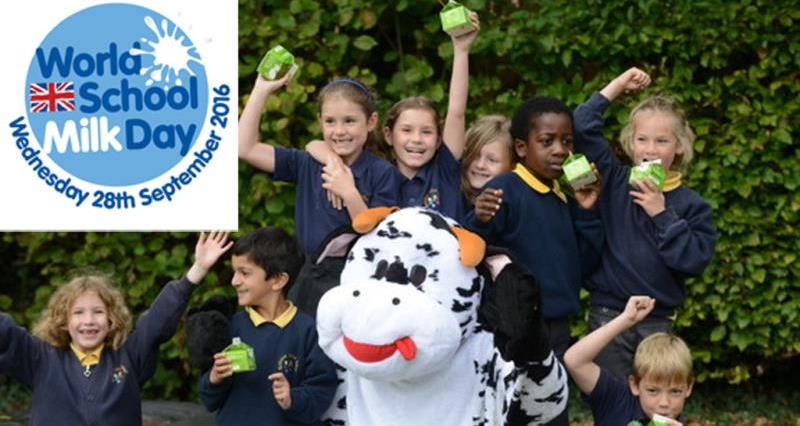 World School Milk Day 2016
