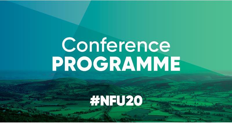 NFU20: Conference programme