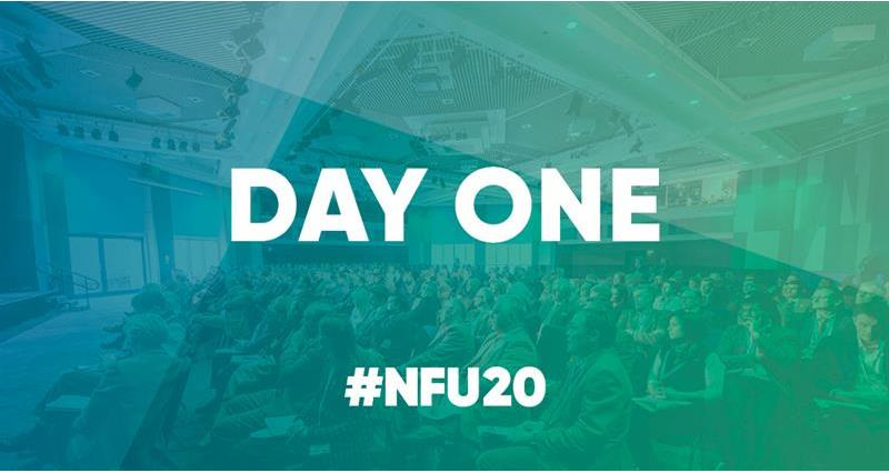 #NFU20 NFU Conference - day one_71982
