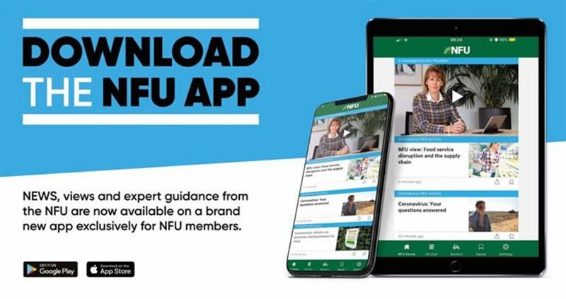 Download the NFU App