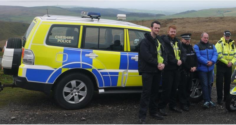 Three police forces join together to tackle rural crime