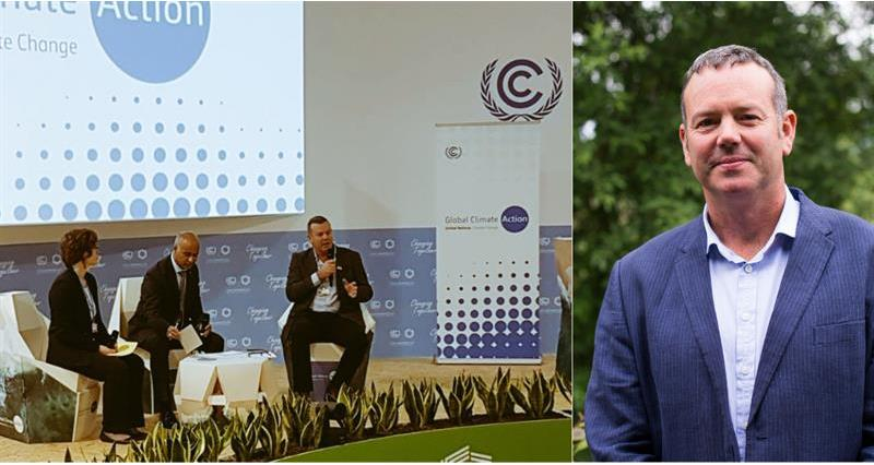 Richard Bramley at COP24_58917