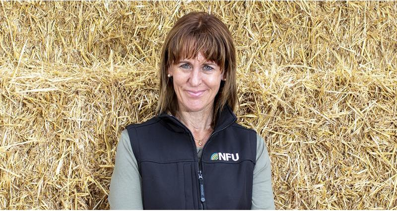 Positive figures show industry has thrown its weight behind food waste commitment - NFU President