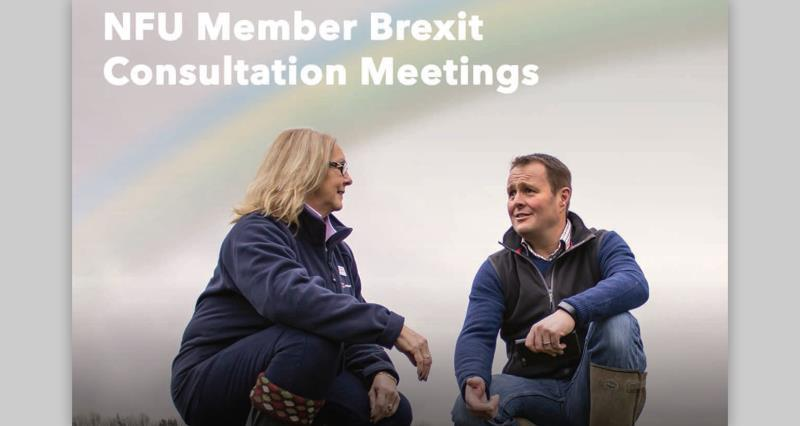 Our NFU member Brexit consultation meetings