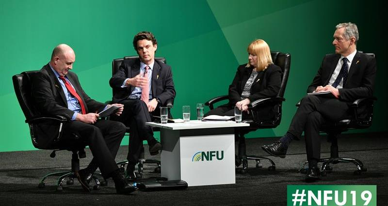 NFU19: Watch day two's political session again