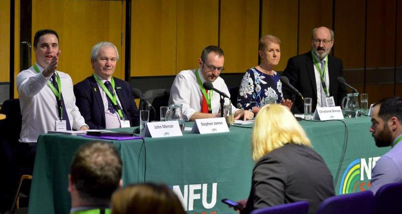 NFU16: NFU Cymru Early Bird session round-up