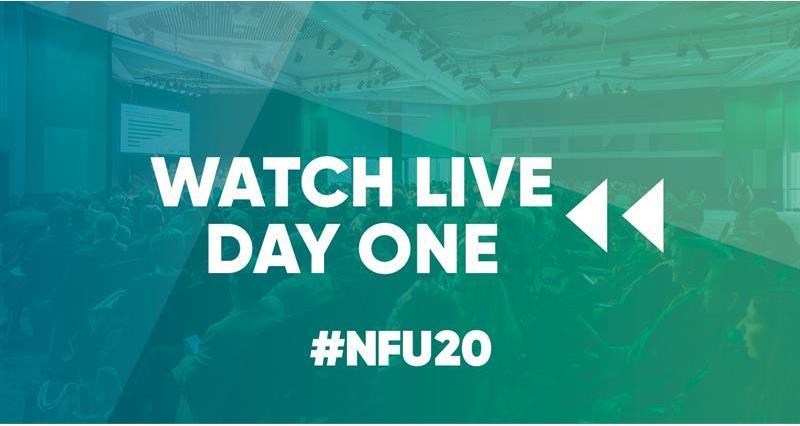 NFU 20 - watch live day one_72123