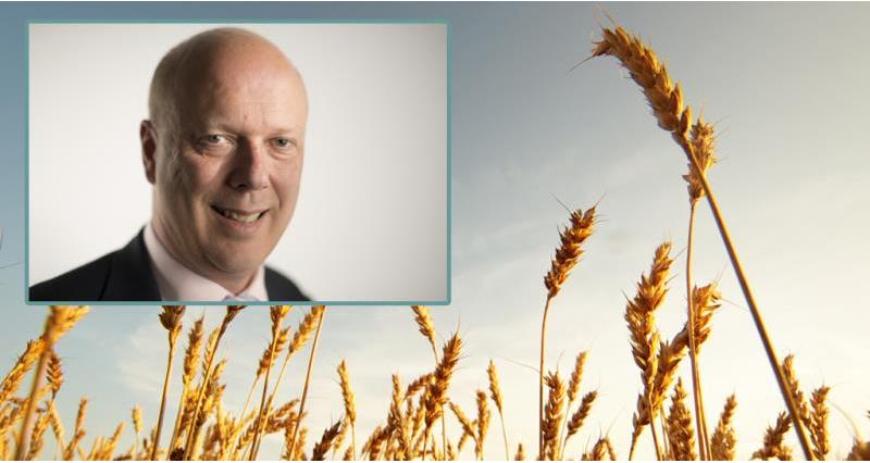 Chris Grayling: 'No Brexit deal' - NFU comment