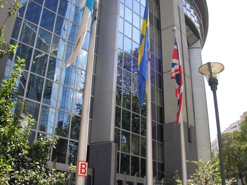 European Parliament, Brussels_3359