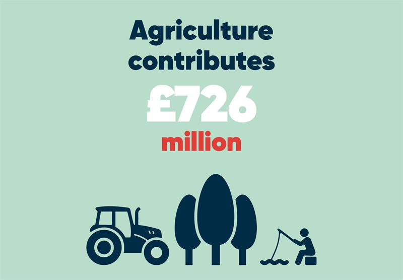 North West infographics agriculture's contribution_70788