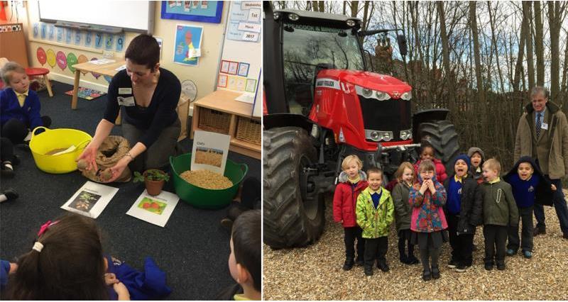 Tractors into Schools 2017_42630