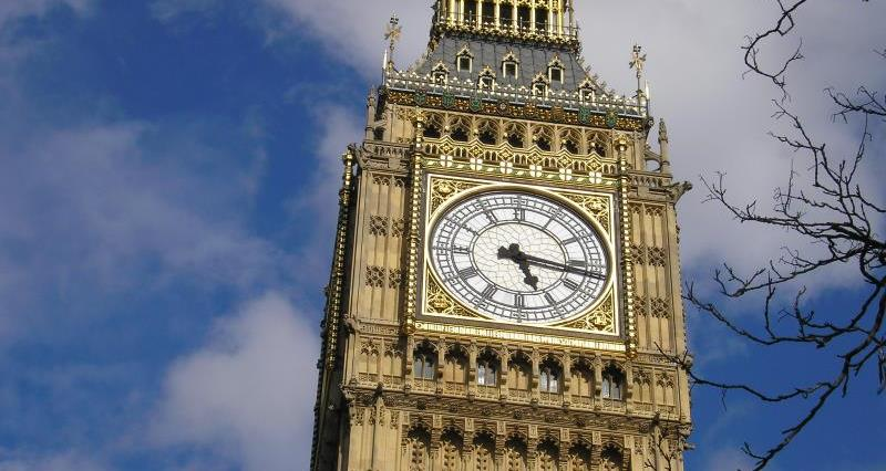 Big Ben, House of Commons_3348