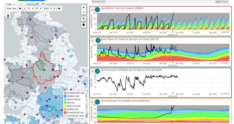A screengrab of the UK Water Resources Portal_73525