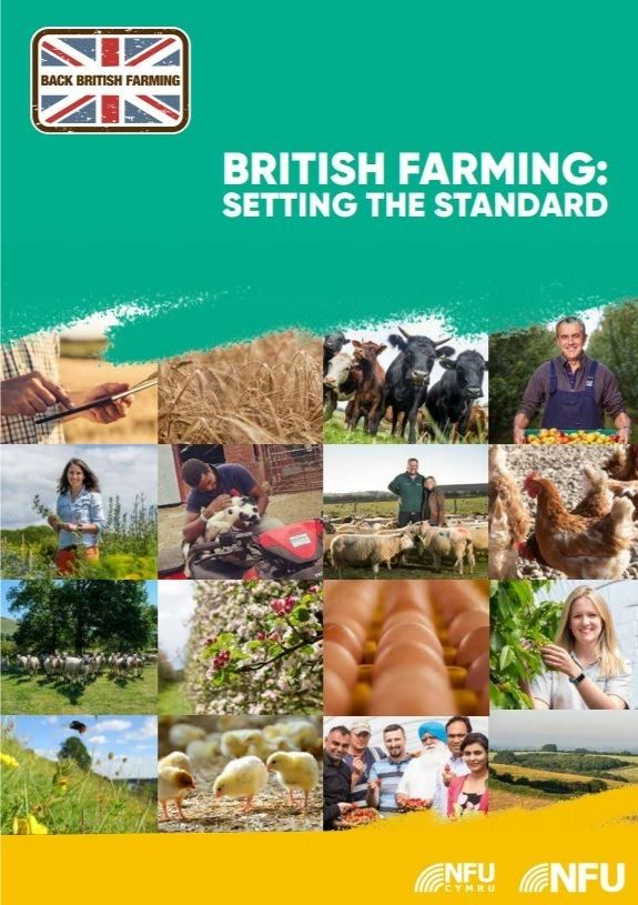 British Farming: Setting the Standard report