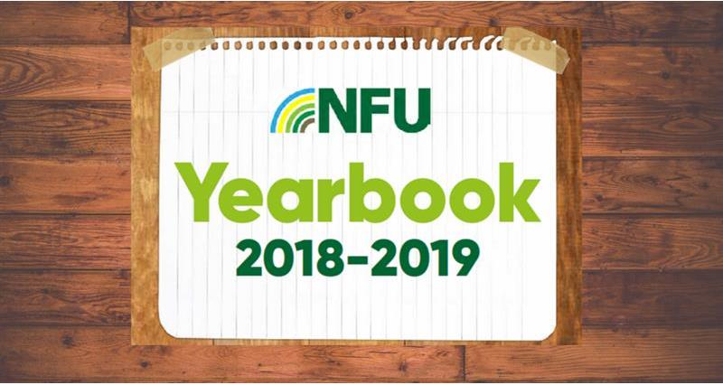 NFU Yearbook: All the key work and wins from the past 12 months