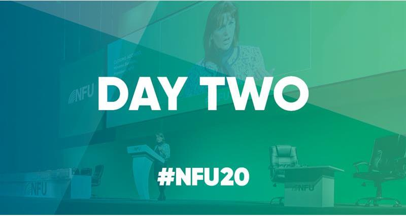 #NFU20 NFU Conference - day two_71983