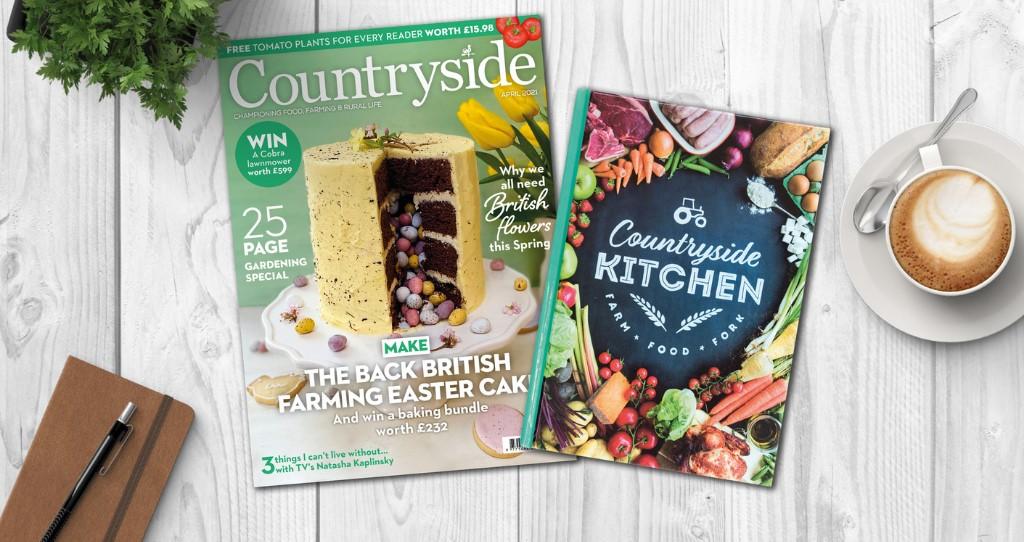 Countryside membership April