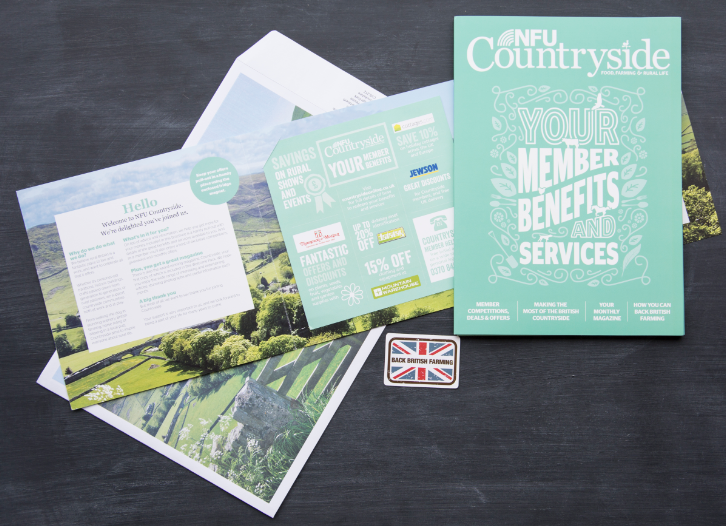Countryside welcome pack