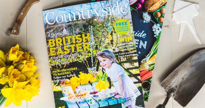 Countryside gift membership  _62188