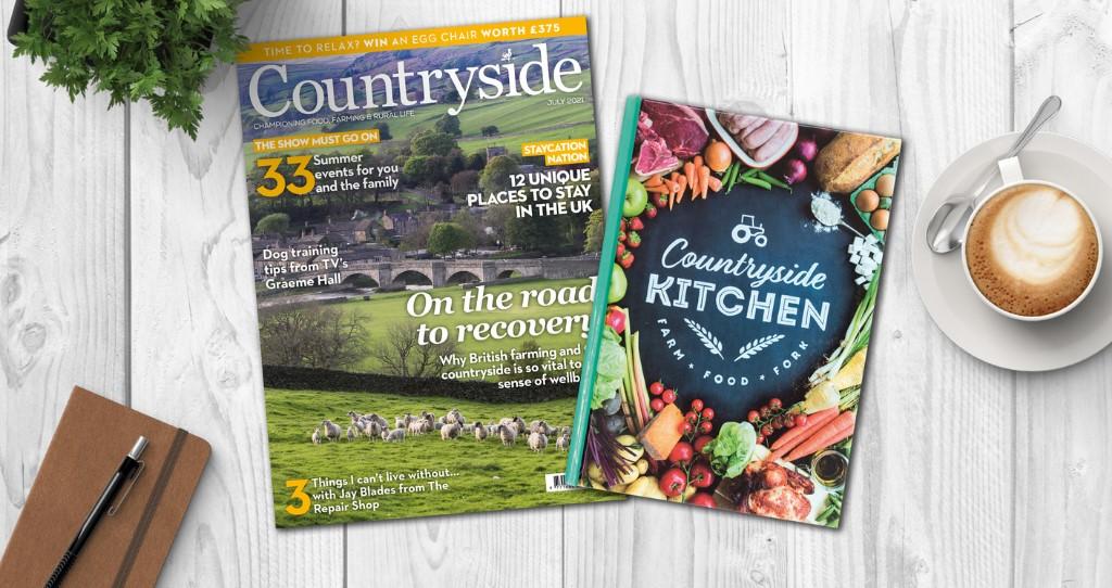 Countryside membership July