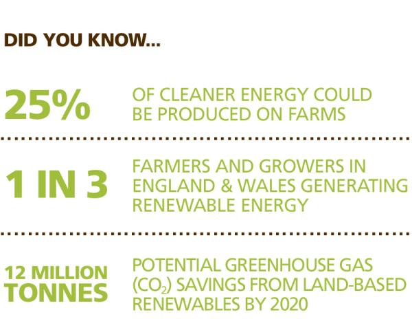 Did you know... cleaner energy