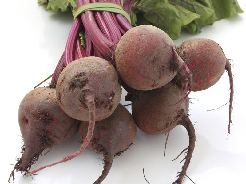 Meet the beetroot grower