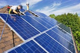 Solar panel installation_12718