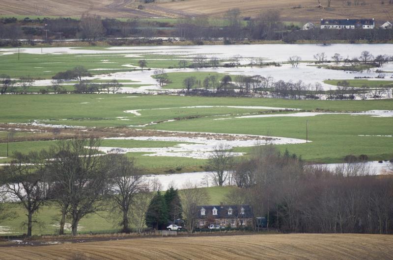 Flooded farmland in Rossshire_7670