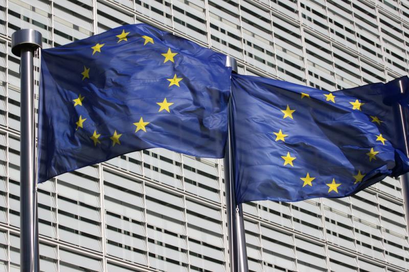 EU flags_11724