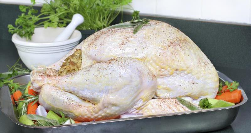 Raw turkey_19998