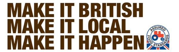 Make it British Make it Local Make it Happen