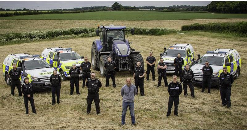 NFU Hosts Sussex Police rural crime team training