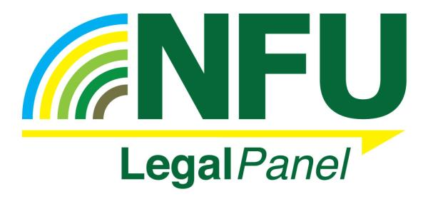 NFU Legal Panel