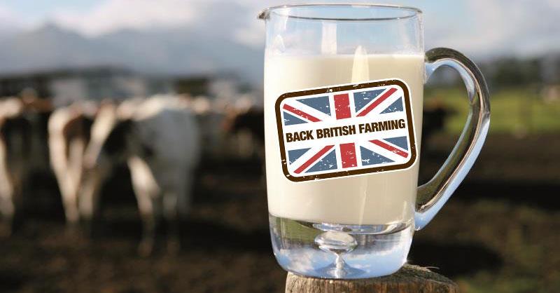 Milk with back British Farming logo_24857