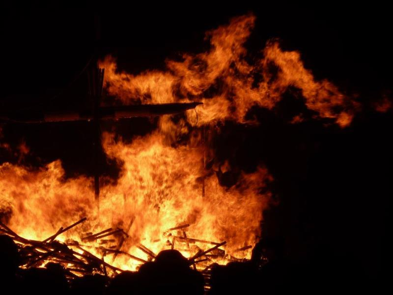 Up Helly Aa fire festival_20541