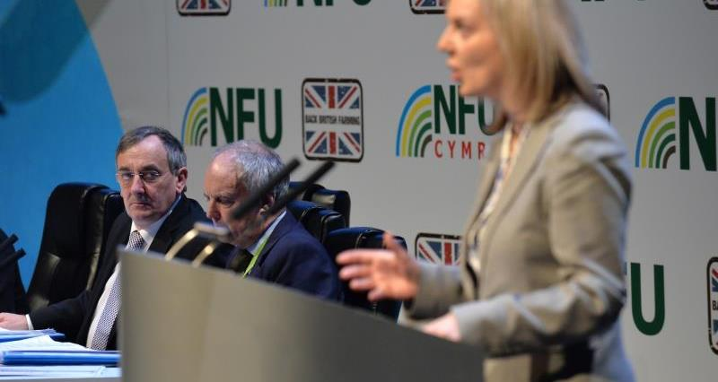 NFU Conference 2016 - Liz Truss speaking_32980