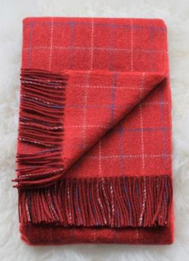 Martin Curtis- Shetland wool throw - Feb 2016_32782