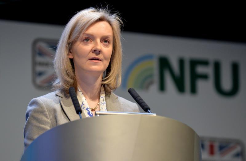 NFU Conference 2016 - Liz Truss_32979