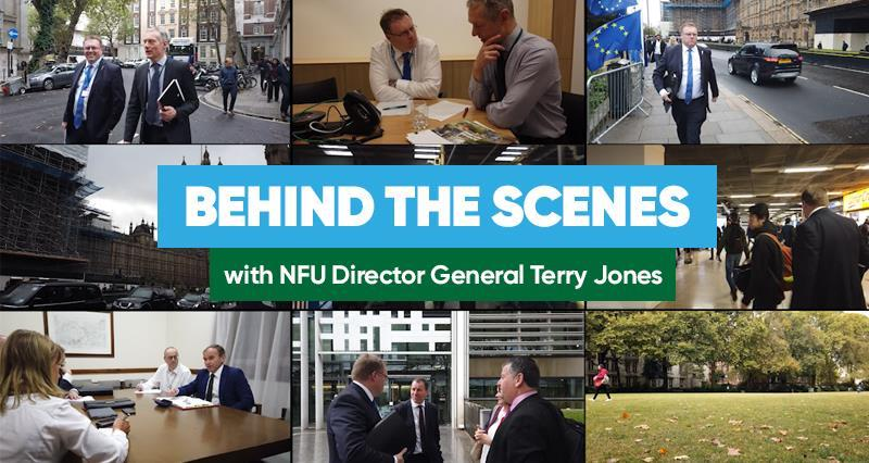 Watch the brand new video diary from the NFU now