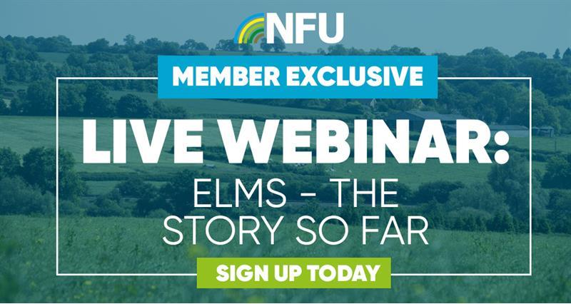 Webinar: ELMS - the story so far