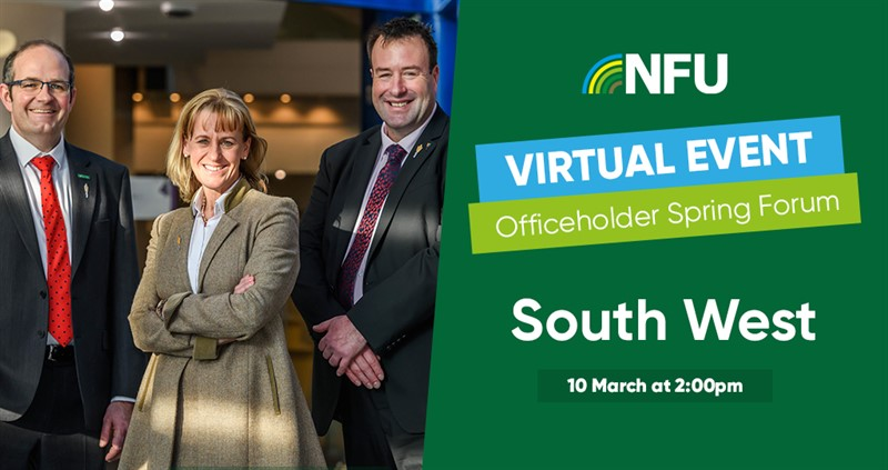 Book now: South West Officeholder Spring Forum