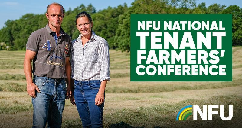 Tenancy focus at the NFU National Tenant Farmers' Conference