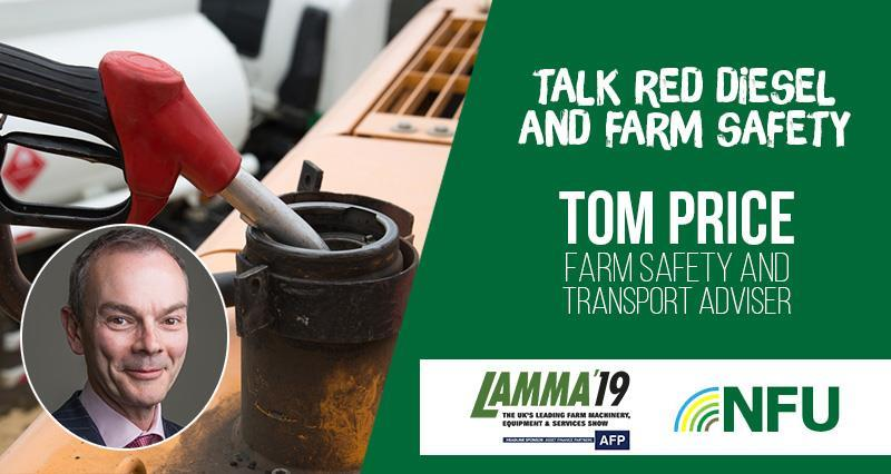 LAMMA 2019 - Tom Price_59229